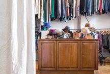 Closets + Storage / by Bethany Nauert