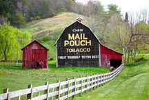 Barns, Cabins, and Other Cool Old Things ♥♥♥ / by Vernette Smith