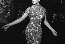 Vintage Inspiration:  Sixties.  Inspiración Vintage: Los años 60 / by Olga Nuevo
