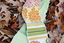 Things to make with fabric  / by Terri Montgomery
