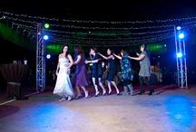 Dance Floor Lighting / www.ildlighting.com / by Intelligent Lighting Design (ILD Lighting)
