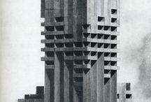 Architecture. / by Caroline Dickey