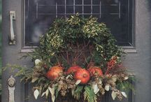 Wreaths / by Patti Cobb