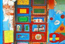 Artful Doors / by The Sliding Door Company ❤