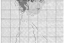 CroSs Stitch / by Hollee Hayes Ganske