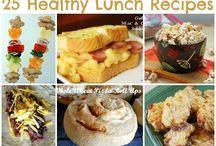 Food: Lunch ideas / by Savanna Mullan