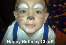 Chads Birthday / by Milisa Marquez
