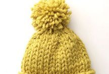 Knitted | Hats / by Melanie Looh