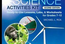 Science Pedagogy / by Charles & Renate Frydman Educational Resource Center