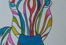 draw/paint/craft / by Michelle Triplett