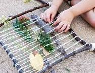 Weaving Projects / Weaving projects I would like to try. / by Alesia Moore