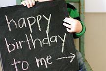 Boy's Birthday Idea's / by Jodi Beacom