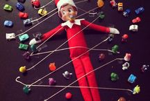 Elf on the Shelf / by Laura Cromwell