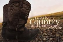 My Life & Family / Living our life a little bit country, and lovin' every minute. / by Sarah K Hutchins