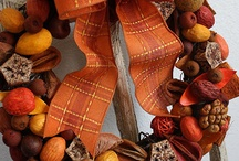 Autumn/Fall DIY/Thanksgiving Decor and Food / by S E