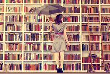 Book Geekiness / by Nancy Brandt