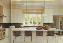 Kitchen Color Scheme  / inspiration for my new kitchen! / by Kitchen Resource Direct