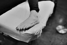 Tattoos.  / by Kristen Skinner