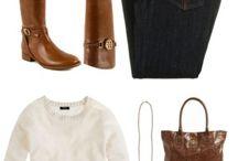 fashion / by Julie Cluff
