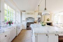 10 main kitchen / by Meghan Parham