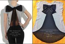 Up-cylced Clothing / by Chloe Kunar