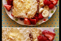 Breakfast / It's time for breakfast! Pancake recipes, french toast, eggs, quiche, bacon and sausage, muffin recipes and so much more! / by Chrysa Duran