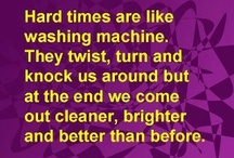 Quotes & Sayings / by Maureen Vivian