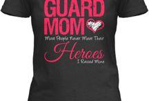 National guard mom / by Melissa Patrick