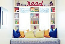 Play/learning room / by Lacey Evanishin-Curle