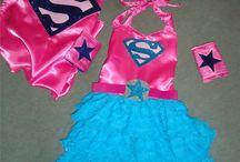 Girl Power! (Superhero Party) / by Luzdell Cielo