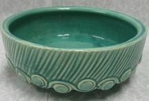 Pottery I collect / by Jeffrey Steinke