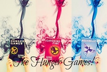 The Hunger Games! / by Kinsley Ray