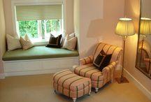 The Window Seat / by Talla Skogmo Interior Design