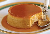 ! Dessert - custards & flans / by Bonnie T's recipes