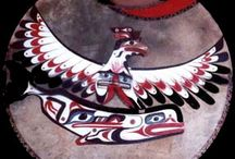 Magickal - Drum painting ideas / Design ideas for my shamanic drum / by Heather Sunny Logsdon