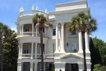 States: Charleston South Carolina / Beautiful place  / by Gwen
