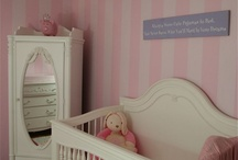 Nursery Ideas / by Whitney Sweitzer