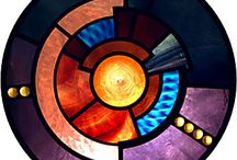 Mosaic & Stained glass / by Royce Waxenfelter