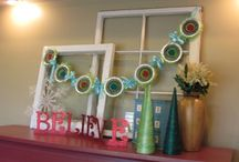 Holiday Decor / by Laura Ross