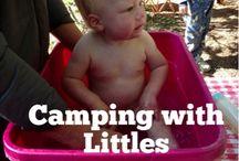 camping kind of girl / by Malonna Garrett