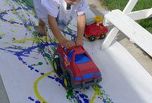 Kiddie crafts & fun stuff / by Randa Boggs