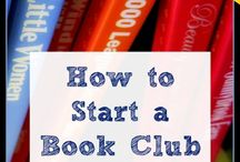Books- clubs / by Sarah Hunt