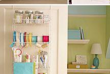 Ways to Get Organized / by Sam DiNardo