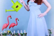 Pin-up Photography / by Nichole Wickberg