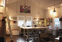 Dream Art and Craft Studio / by Britta St. John
