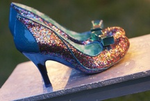 Shoes! / I may hate shopping for shoes (my feet are as wide as they get), but I love them as eye candy all the same. / by Larson Carter