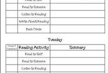 2nd Grade Reading Idea / by Debbie Tocci
