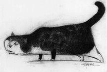 Kisse Katt! Var har du väl varit? / by Katarina Tchaicha