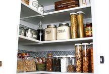 Pantry Organizing / by InnovativelyOrganizd