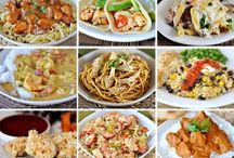 Quick and Easy Meals / by Debbie Tom